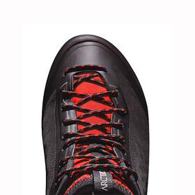 Arc'teryx Acrux FL GTX Approach Shoes Men Black/Cajun